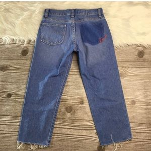 Old Navy Straight  Love Jeans